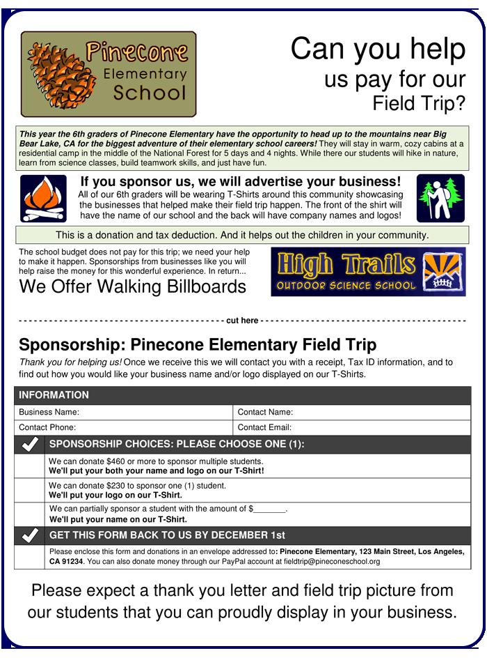 schoolsflyerbusinesssponsors