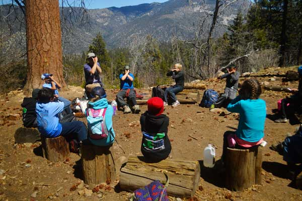 Charmant Outdoor Education School Science Camps California